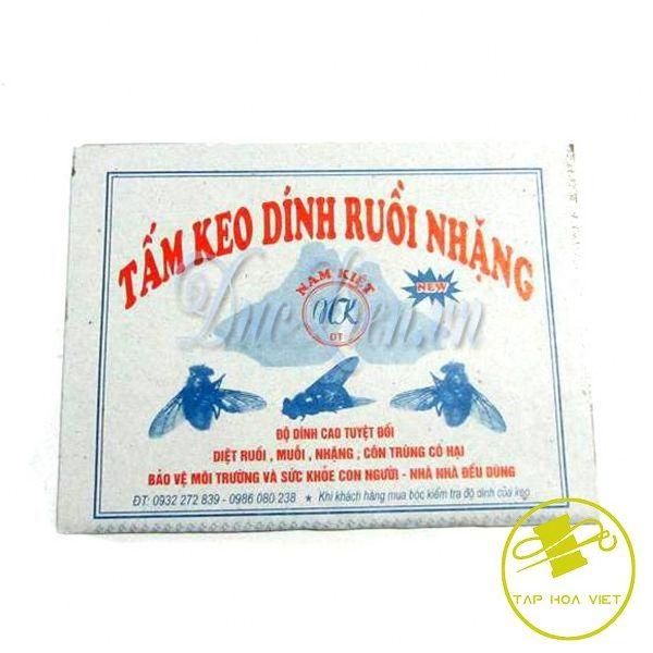 10 miếng keo dính ruồi, dán ruồi, bẫy ruồi