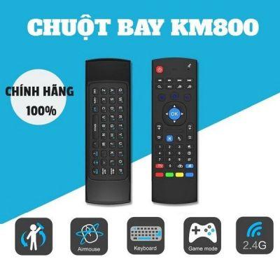 Bàn phím remote chuột bay KM800 | Bàn phím không dây MX3 | AIR MOUSE KM800
