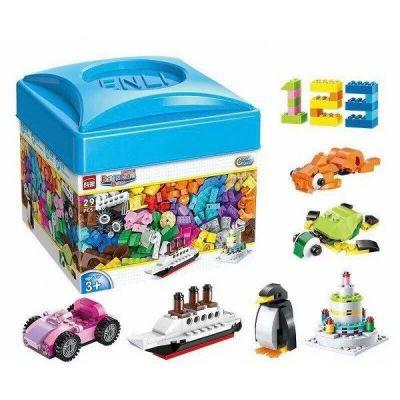 Bộ LEGO Xếp Hình Sáng Tạo 640 miếng (có sách hướng dẫn)