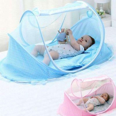 Bộ mùng nệm Happy Baby cao cấp cho bé yêu CÓ NHẠC