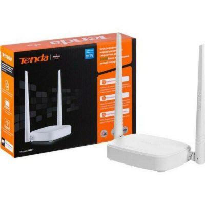 Bộ phát sóng Wifi Tenda N301 có kích sóng