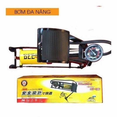 Bơm xe đa năng Hàn Quốc BEE 1 ống cao cấp