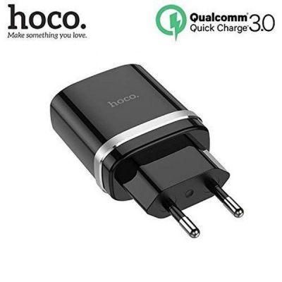 Cốc, bộ sạc nhanh Hoco c12Q hỗ trợ Quick charge 3.0 18W