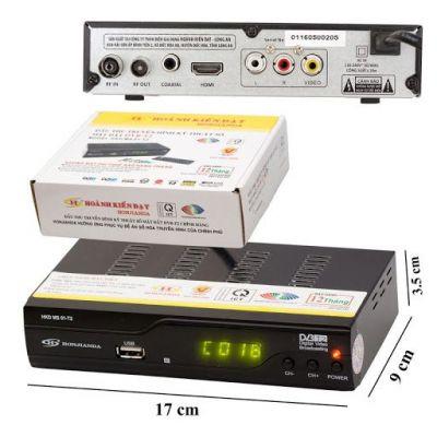 Đầu thu truyền hình số mặt đất MS 01-T2 CHÍNH HÃNG