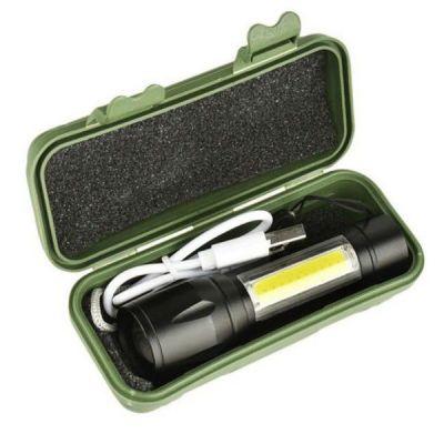 Đèn pin siêu sáng mini T1, H352 Đèn pin mini siêu sáng