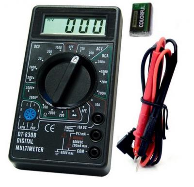 Đồng hồ đo vạn năng DT-830B