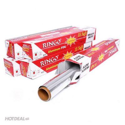 Giấy Bạc Nướng Thực Phẩm Ringo R12 5m
