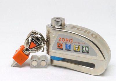 Khóa ĐĨA Zoro Hú còi báo động chống trộm ZORO
