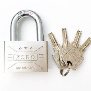 Khoá ZORO 6 phân chìa muỗng