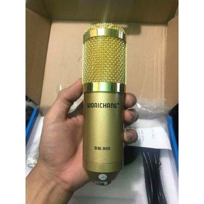 Micro Thu Âm Zansong BM- 900 - Hàng nhập khẩu