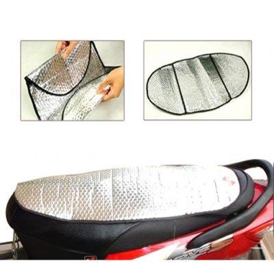 Miếng che nắng,chống nóng yên xe máy