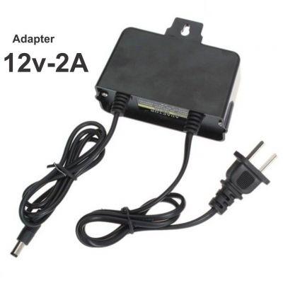 Nguồn Chuyên Dụng cho Camera 12V-2A có móc treo ngoài trời Adapter 12V 2A