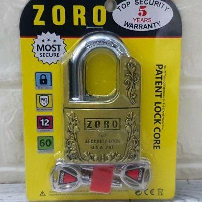 Ổ khóa chống cắt cao cấp Zoro