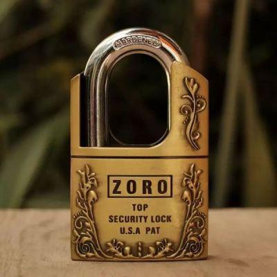 Ổ Khóa chống cắt ZETOP, ZORO 4 chìa, khóa cửa, khóa nhà, khóa chống trộm