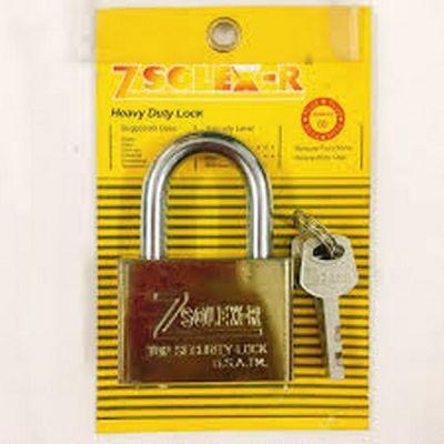 Ổ khóa solex chính hãng 4 phân 4 chìa