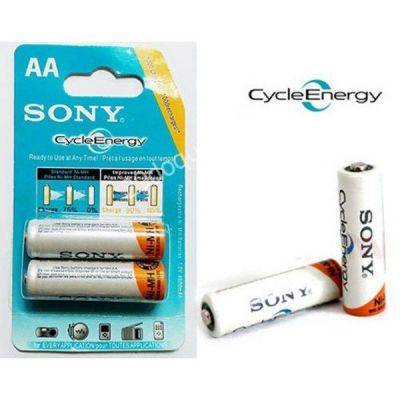 Pin Sạc AA Sony Dung Lượng 4600mAh