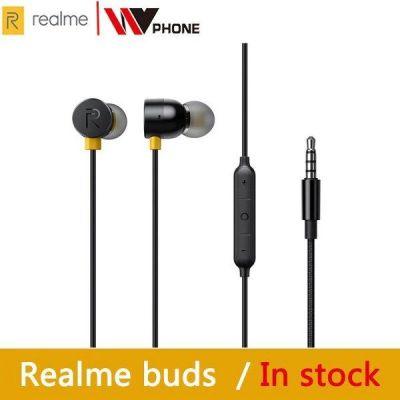 Tai Nghe Nhét Tai Oppo Realme Buds 2 11.2mm Kèm Phụ Kiện Cho Realme X X2 X2 Pro 3