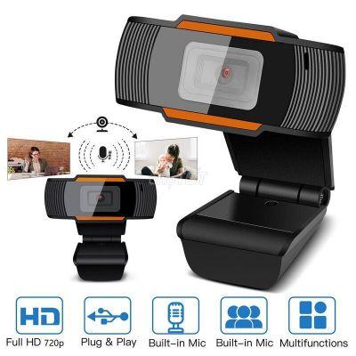 Webcam Máy Tính, Camera Có Mic 720p