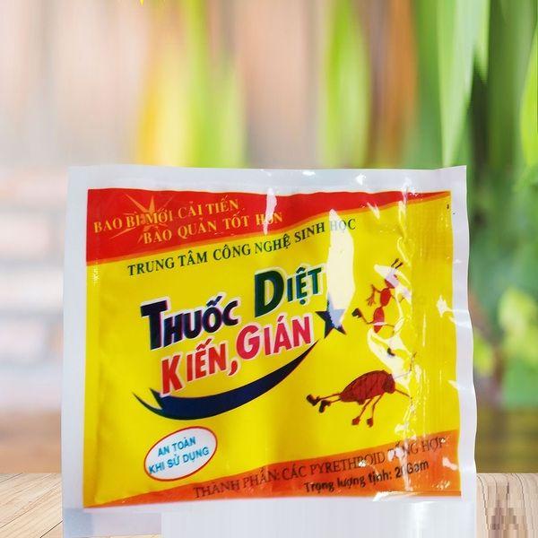 thuốc diệt kiến gián Hanpet mỗi gói 20gr