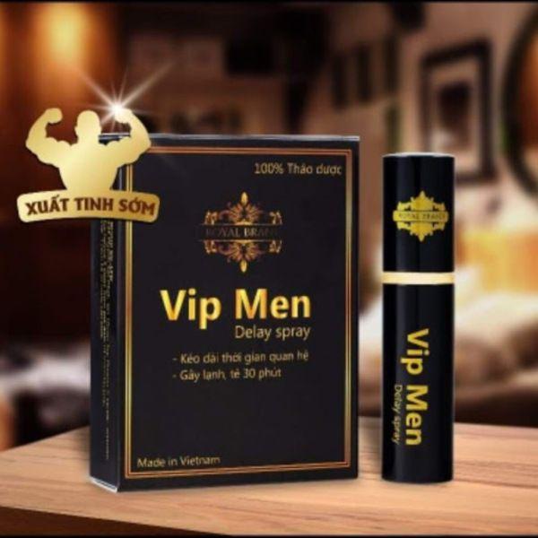 VIP MEN DELAY PRAY XỊT CHỐNG XUẤT TINH SỚM